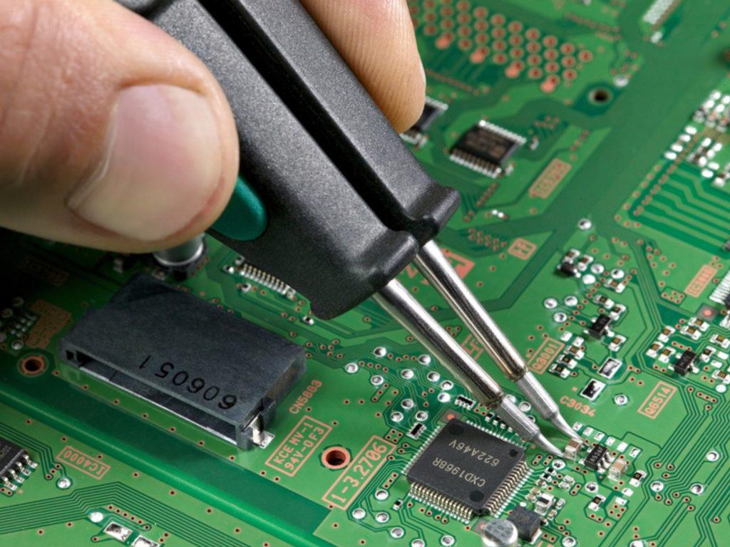 Reparação de Electrónica