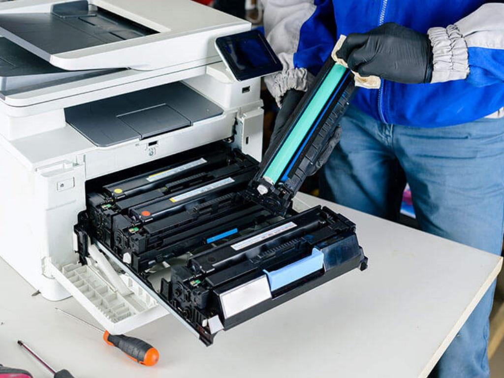 Reparação de Impressoras